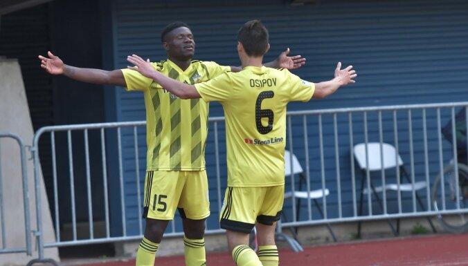 'Ventspils' nokārto formalitātes Maltā un sasniedz Eiropas līgas trešo kārtu