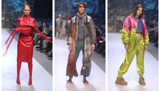 Noskaidroti jauno modes dizaineru konkursa 'Meringue' laureāti
