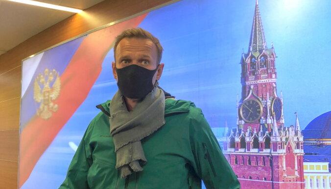 Кариньш и главы МИД стран Балтии потребовали немедленно освободить Навального
