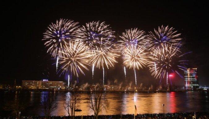 Праздничные мероприятия 18 ноября планируют посетить 39% жителей Латвии