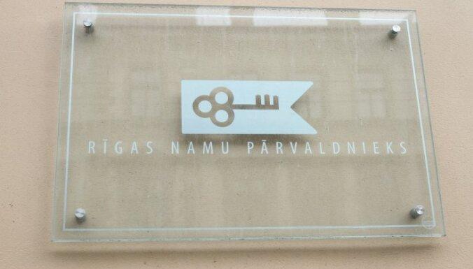 'Rīgas namu pārvaldnieks' par 400 tūkstošiem eiro algos parādu piedzinējus