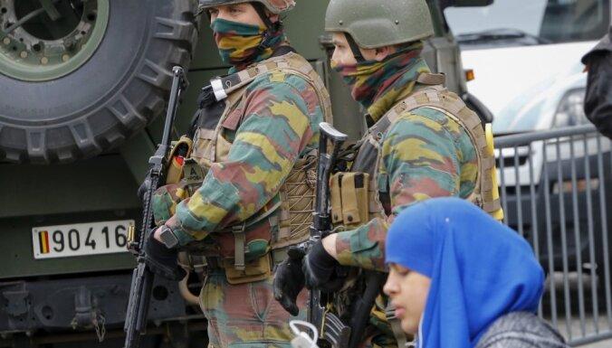 Viens no Briseles teroraktā iesaistītajiem savulaik uzkopis EP telpas