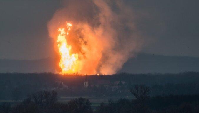 Взрыв на газопроводе в Австрии: один погибший, около 20 пострадавших