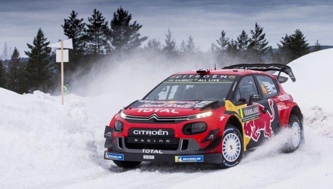 WRC iekļauj kalendārā 'Arktisko ralliju' Somijas ziemeļdaļā