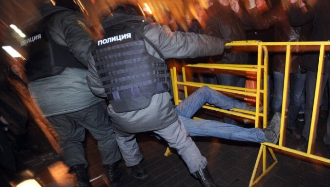 Выборы в Госдуму: в Москве и Петербурге снова массовые акции