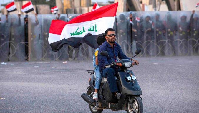 Irākā plāno mainīt karogu un himnu