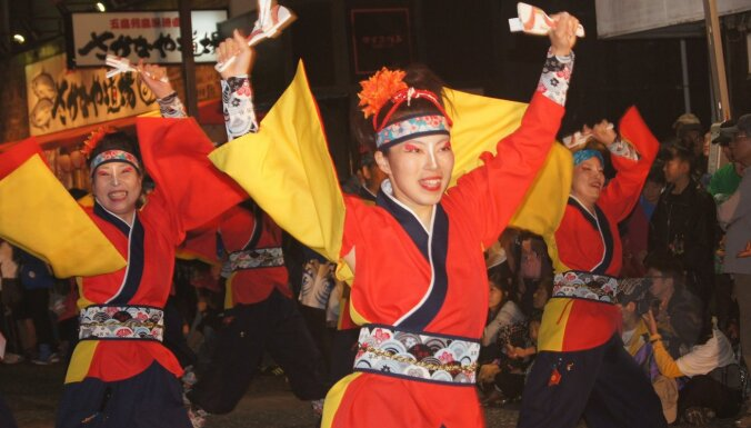 Счастливые, спортивные и стройные: в чем секрет долголетия японцев?