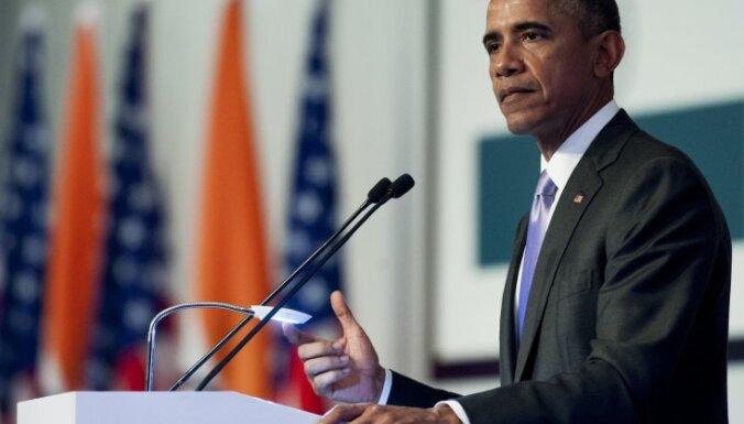 Обама не поедет на парад Победы в Москву из-за конфликта на Украине