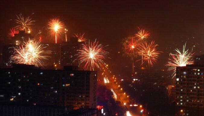 ВИДЕО: Миллионы людей по всему миру отмечают наступление года Петуха по восточному календарю