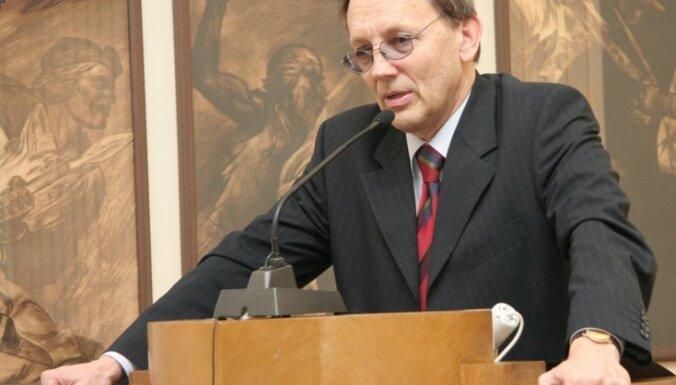 Кирштейнс о счете Латвии к России: мы слишком мало просим