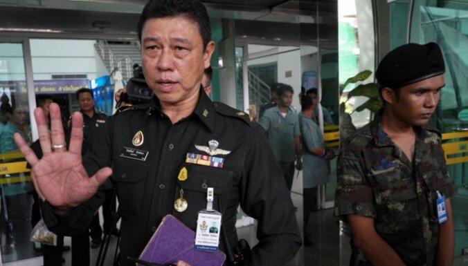 В Таиланде столкнулись яхта и круизное судно, на котором находились граждане Эстонии