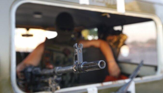 NATO brīdina Krieviju saistībā ar vardarbības eskalāciju Austrumukrainā