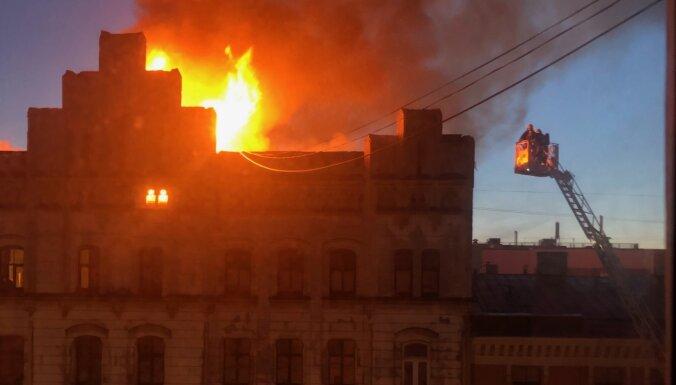 После пожара в хостеле на ул. Меркеля начато 21 дело о нарушениях пожарной безопасности в хостелах