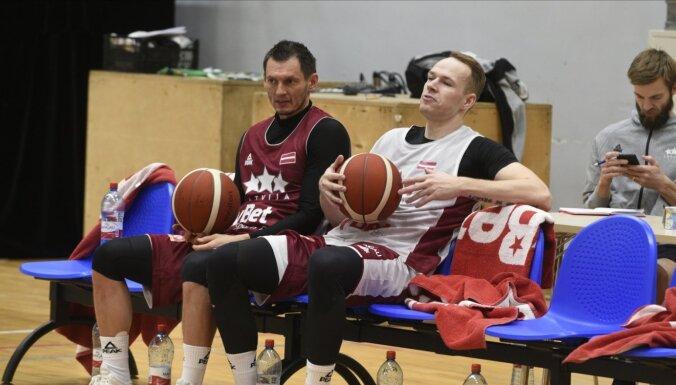 Māris Gulbis – Latvijas basketbola izlases debitants 34 gadu vecumā
