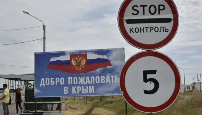 Krievija bloķē Ukrainas paziņojuma par Krimas pieņemšanu ANO DP