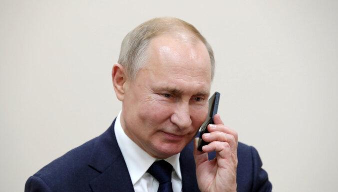 Putins vēlētos uzvarošu karu Baltijas valstīs, modelē ASV politologs