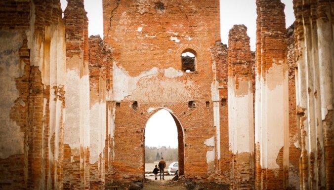 ФОТО. Утраченная слава: Маршрут для тех, кто любит прикоснуться к прошлому и погулять по развалинам
