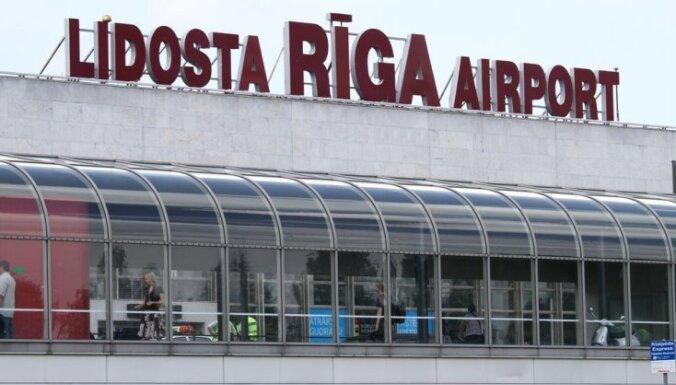 Рижский аэропорт отчитался о растущем обороте: 25 млн евро за полгода