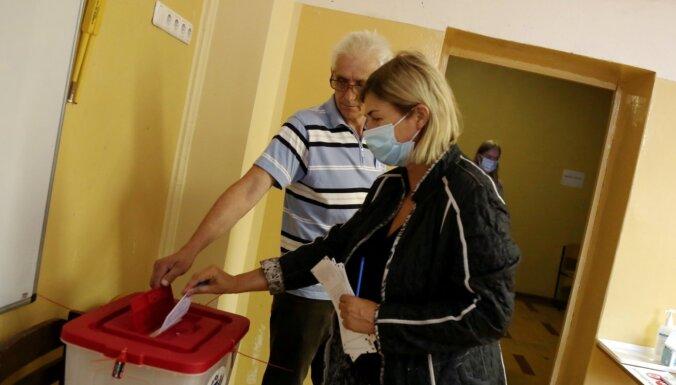 Pirmajā RD vēlēšanu iepriekšējās balsošanas dienā nobalsojuši 4,82% vēlētāju
