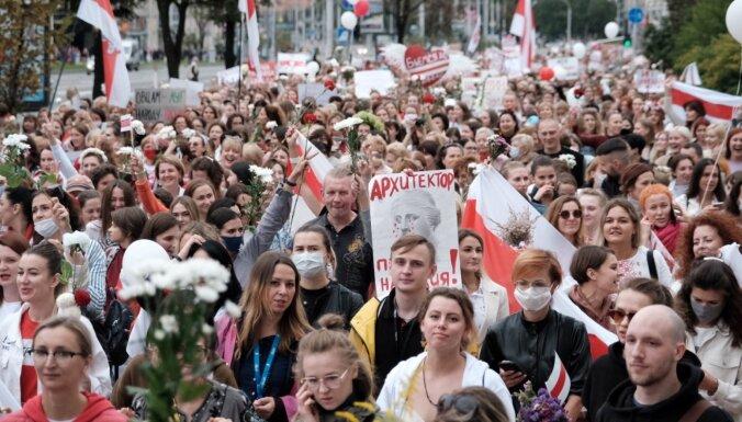 ASV tuvākajās dienās vērsīs pret Baltkrieviju jaunas sankcijas