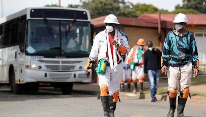 Covid-19: Āfrikā pandēmijas otrajā vilnī reģistrēts lielāks mirušo skaits nekā pirmajā