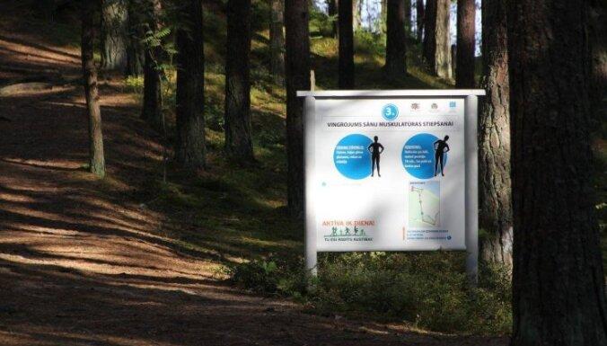 Aktīva atpūta svaigā gaisā: skriešanas un nūjošanas vietas Jūrmalā