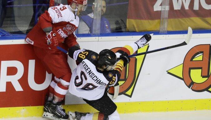 Pasaules hokeja čempionāts: trešās dienas apskats.