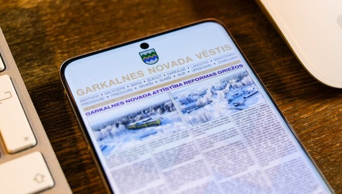 'Kovidiotismus vulgaris' – par publikāciju Garkalnes domes izdevumā sāk resorisko pārbaudi
