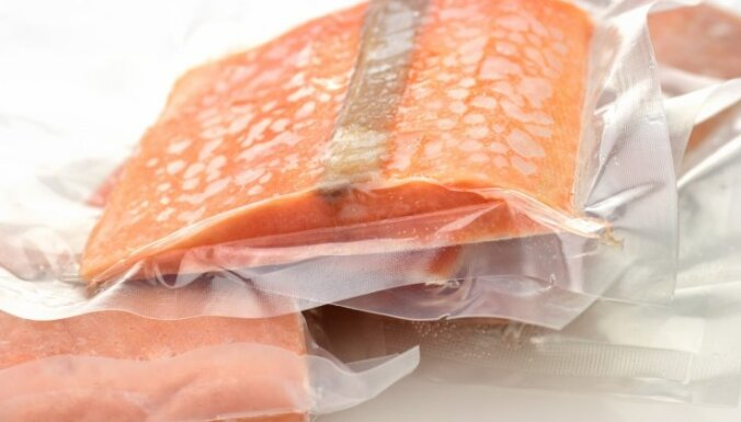 С российско-латвийской границы вернули 36 тонн чилийского лосося