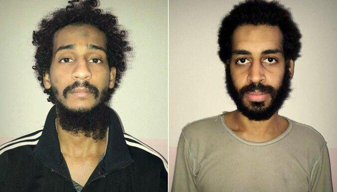 ASV 'Daesh' slepkavniekiem pēc britu lūguma neizpildīs nāvessodu