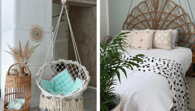 ФОТО. До и после: Как семья превратила квартиру на Чудском озере в жилье своей мечты всего за 20 000 евро