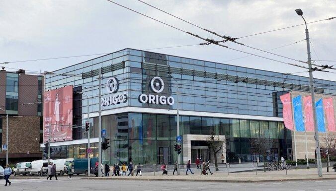 ФОТО: Здание т/ц Origo после реконструкции открылось для посетителей