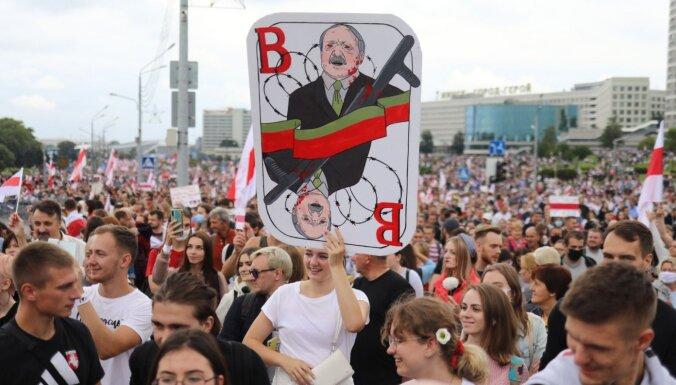 Литва отзывает посла в Беларуси