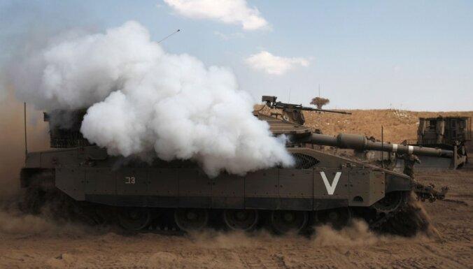 Izraēla vienojas ar ASV par 38 miljardu dolāru lielu militāro palīdzību