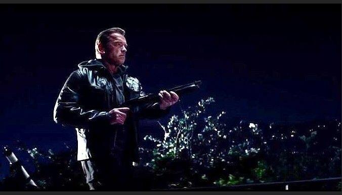Video: Švarcenegers tur solījumu - atgriezīsies jaunajā filmā par Terminatoru