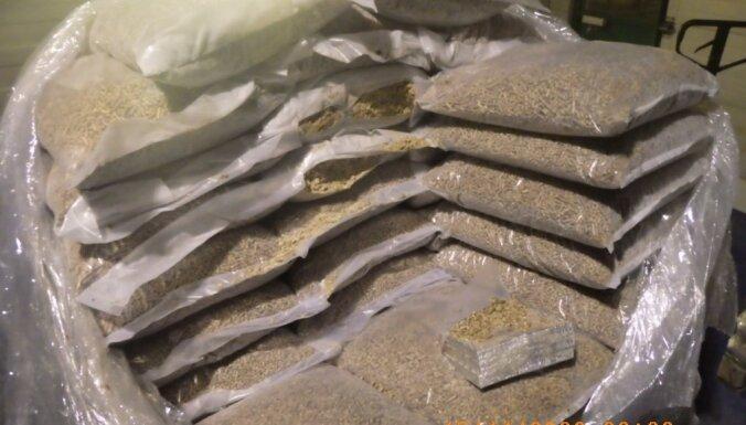 ФОТО. За три дня таможенники изъяли более полумиллиона контрабандных сигарет