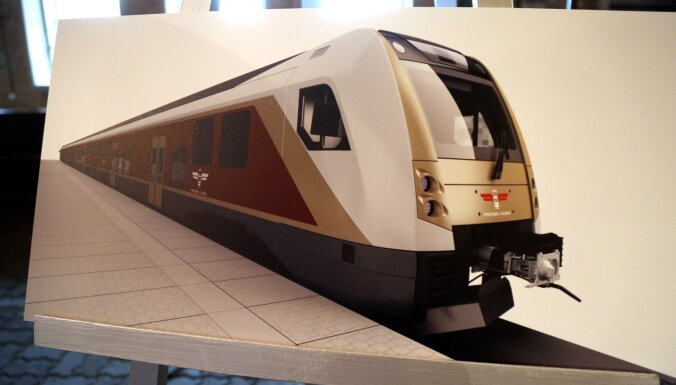 70 миллионов евро, отложенные на трамвай на Сканстес, потратят на покупку электричек