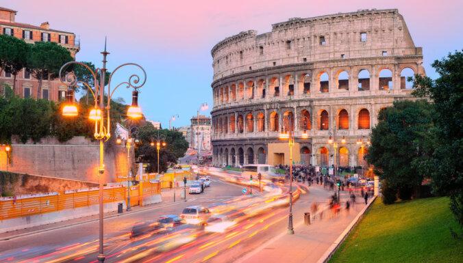 Itālija vēlas stingrākus ES kopīgos noteikumus par ieceļošanu no trešajām valstīm