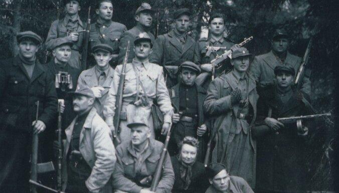 Upura tēlu kliedējot. Pretestība okupācijas varām Latvijā joprojām nav īsti novērtēta