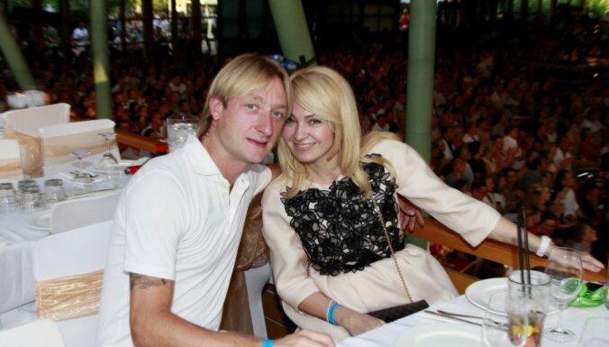 Jevgēņijs Pļuščenko, Jana Rudkovska, Jaunais vilnis, Jaunais vilnis 2012