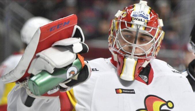 Jānis Kalniņš: ja dotu iespēju, brauktu uz NHL