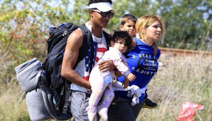 Германия будет высылать беженцев из балканских стран