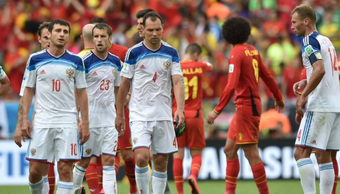Очередной унылый матч сборной России под руководством Капелло
