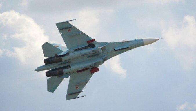 Вблизи вод Латвии пролетели пять самолетов ВВС России