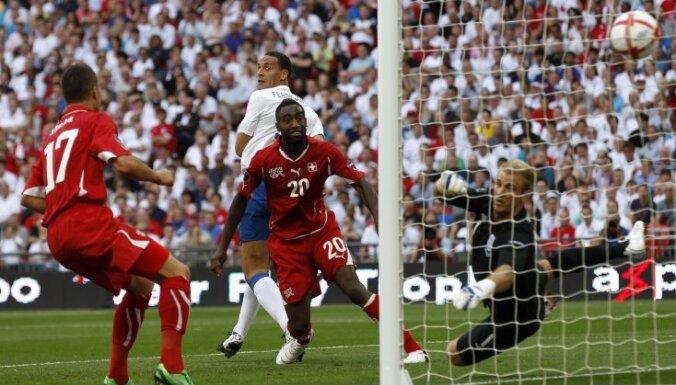 Англия потеряла Руни и добыла путевку на Евро-2012