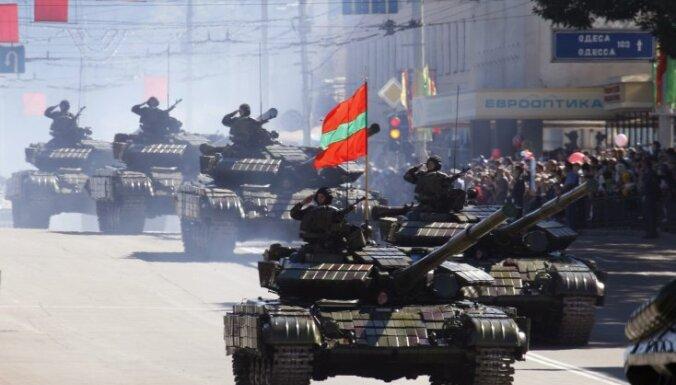 """Украина предоставит """"зеленый коридор"""" для вывода российских войск из ПМР"""