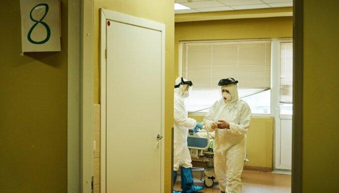 В больницах находятся 685 пациентов с Covid-19