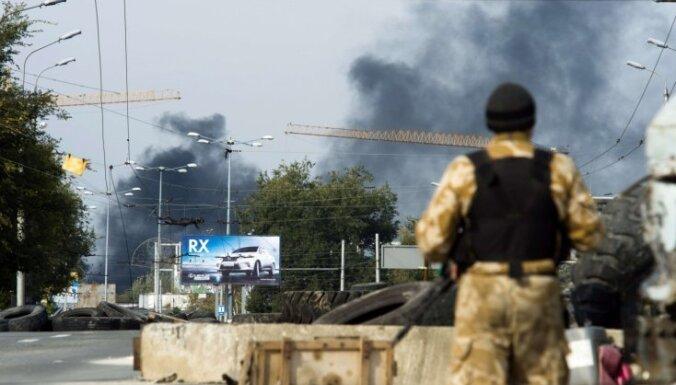 Киев намерен взыскать с Москвы 350 млрд. долларов за разрушения на Донбассе