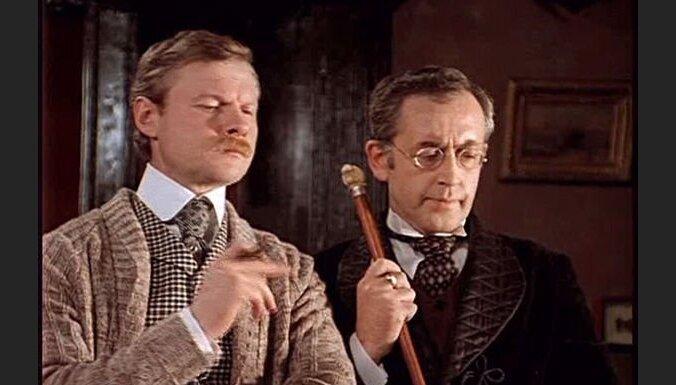 В рамках дня рождения Шерлока Холмса пройдет кинофестиваль Sherlock Holmes Cinema