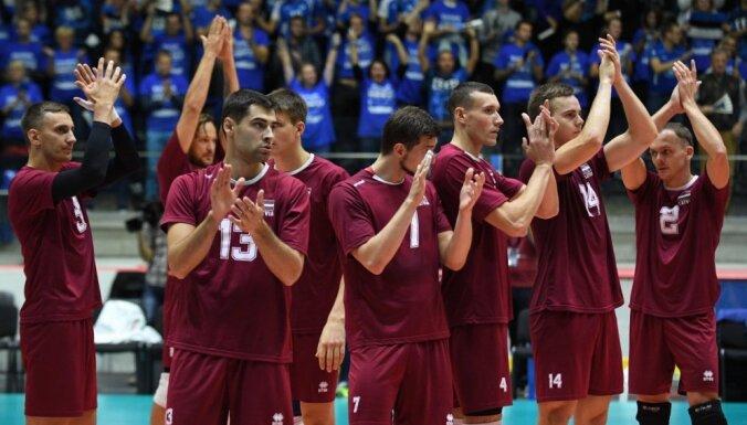 Сборная Латвии повторно разгромила Косово в Европейской Серебряной лиге